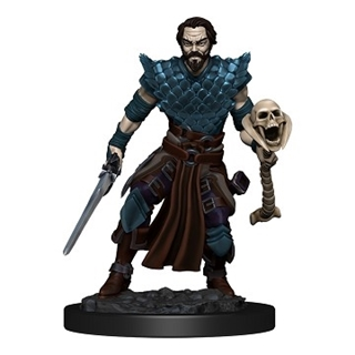 D&D - Icon of the Realm - Human Warlock Male