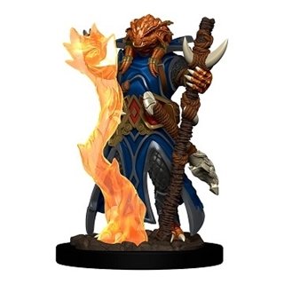 D&D-Icon of the Realm - Dragonborn Sorcerer Female