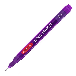 Line Maker Purple 0.3