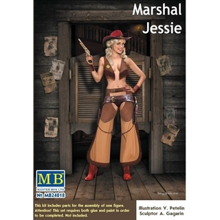 Pin-UP Marshal Jessie