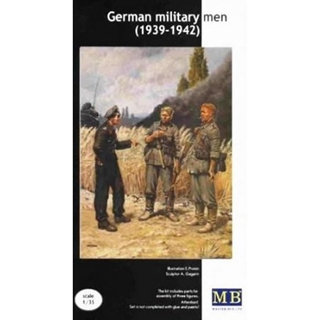 German Military Men '39-42