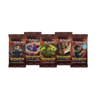Strixhaven School of Mages Draft Booster