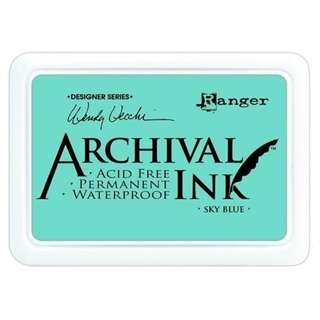 Archival Ink pad Sky Blue