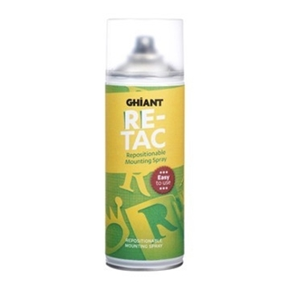 Re-Tac Repositionable 400ml