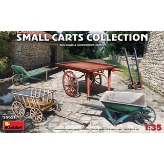 Small Carts Collection 1/35