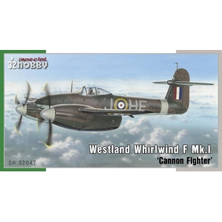 Westland Whirlwind F Mk.I Cannon Fighter