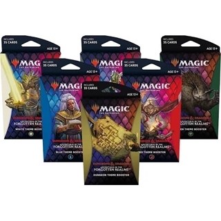 Adventures in the Forgotten Realms Theme Booster
