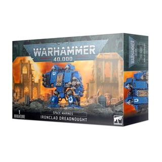Space Marine: Ironclad Dreadnought