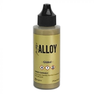 Tim Holtz Alcohol Inks - Gilded Alloy
